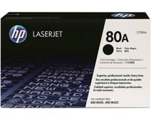 HP 80A Toner Zwart