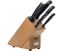 Wusthof Silverpoint Knife Block (5-piece)