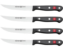 Wusthof Gourmet Steak Knife Set (4 pieces)