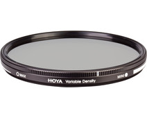Hoya Variable ND filter 82mm