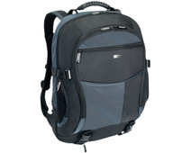 "Targus Rugzak XL 17"" Black/Blue 28L"