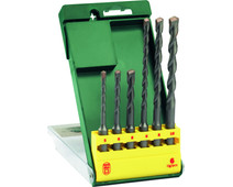 Bosch Set SDS-plus S6 Concrete Drill Bits 6-piece