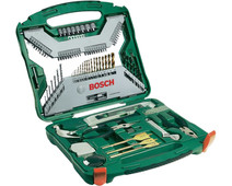 Bosch X-Line 103-piece Accessory Set 'Titanium Plus'