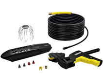 Kärcher Gutter and Pipe Cleaning Kit (20m)
