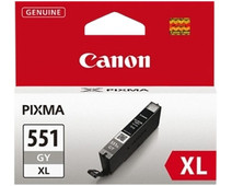 Canon CLI-551XL Cartridge Gray