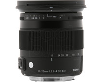 Sigma EF-S 17-70mm f/2.8-4 DC Macro OS HSM Canon