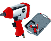 Einhell Impact Wrench Set DSS 260/2