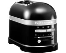 KitchenAid Artisan Toaster Onyx Black 2 slots