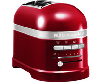 KitchenAid Artisan Toaster Apple Red 2 slots