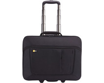 Case Logic Laptop Trolley Suitcase 17.3'' Black