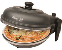Optima Napoli Pizza Oven Cast Iron