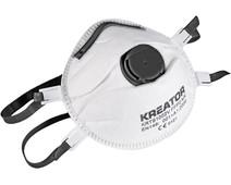 Kreator KRTS1003V Stofmasker FFP3 Valve (2x)