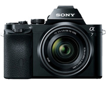 Sony Alpha A7 + 28-70mm OSS