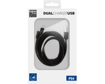Bigben Double Charging Cable PS4