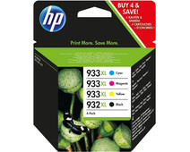 HP 932 / 933XL Cartridges Combo Pack