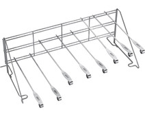 Weber Vertical System Rack with 8 skewers