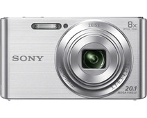 Sony CyberShot DSC-W830 Silver
