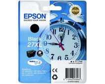 Epson 27XL Cartridge Zwart