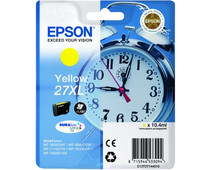 Epson 27XL Cartridge Yellow