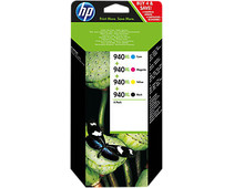 HP 940XL Cartridges Combo Pack