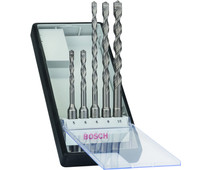 Bosch 5-piece SDS-Plus Robust Line Drill Bit Set Concrete