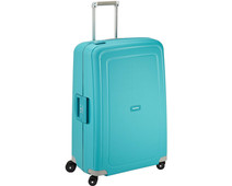 Samsonite S'Cure Spinner 75cm Aqua Blue