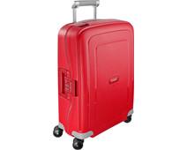 Samsonite S'Cure Spinner 55cm Crimson Red