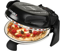 Ferrari Pizza oven Delizia Black