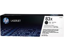 HP 83X Toner Cartridge Black (High Capacity)