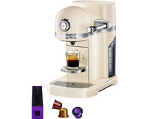 KitchenAid Nespresso 5KES0503 Almond Cream