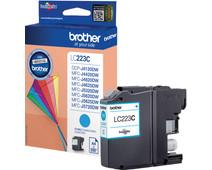 Brother LC-223 Cartridge Cyan
