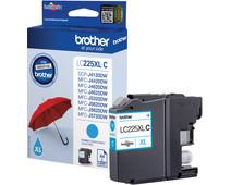 Brother LC-225XLC Cartridge Cyan XL