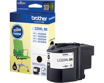 Brother LC-229XL Cartridge Black