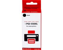 Pixeljet PGI-550XL Zwart voor Canon printers (6431B001)