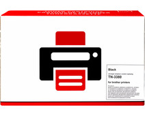 Pixeljet TN-3380 Toner Cartridge Black XL for Brother printers (TN-3380)