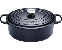 Le Creuset Oval Dutch Oven 27cm Black