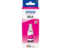 Epson 664 Ink Bottle Magenta