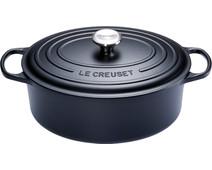 Le Creuset Oval Dutch Oven 29cm Black