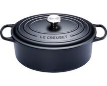 Le Creuset Oval Dutch Oven 31cm Black