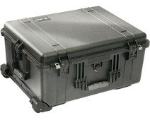 Pelicase 1610 Black with Pick 'n Pluck Foam