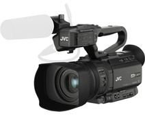 JVC GY-HM170E + handle