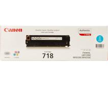 Canon 718 Toner Cyaan