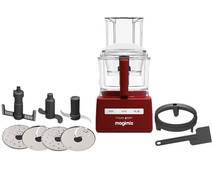 Magimix Cuisine Systeme 4200 XL Red