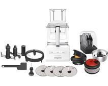 Magimix Cuisine Systeme 5200 XL Premium White