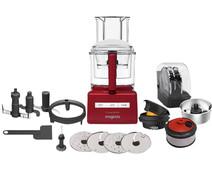 Magimix Cuisine Systeme 5200 XL Premium Red
