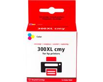 Pixeljet 300 Tri-colorXL for HP printers (CC644E)