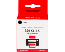 Pixeljet 301 Cartridge Black XL for HP printers (CH563EE)