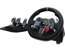 Logitech G29 Driving Force - Racing Wheel for PlayStation 5, PlayStation 4, and PC