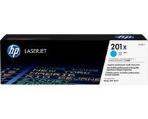 HP 201X Toner Cartridge Cyan (High Capacity)