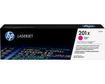 HP 201X Toner Cartridge Magenta (High Capacity)